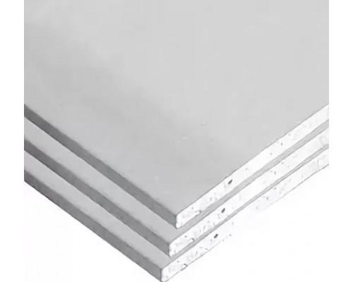 Гипсоволокнистый лист (12,5 мм) влагостойкий Кнауф 120 x 250 см