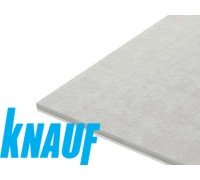 Гипсоволокнистый лист влагостойкий KNAUF 10х1200х2500 мм. РФ.