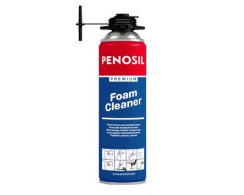 Очиститель для монтажных пистолетов Penosil Foam Cleaner 500 мл