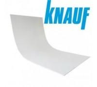 Гипсокартон арочный 6,5 мм - Knauf