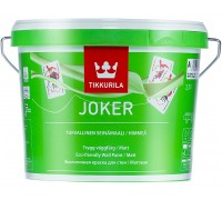 Краска Tikkurila Joker Base A. Финляндия. 9 л.