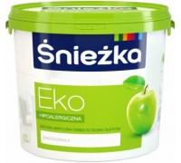 Sniezka EKO. Интерьерная. Польша. 3 литра.