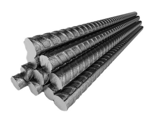 Арматура рифленая А3, толщина 10 мм. Цена штуку длиной 2,92 м. РФ.