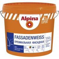 Alpina EXPERT Fassadenweiss В.1. Фасадная. 10л. РБ.