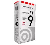 DANOGIPS DANO JET 9. Шпатлевка полимерная. РФ. 20 кг.