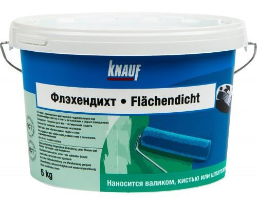 Гидроизоляционная мастика KNAUF-Флэхендихт. 5 кг. Латвия.