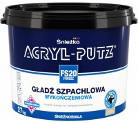Acryl-Putz финиш. Польша, Sniezka. 5кг.