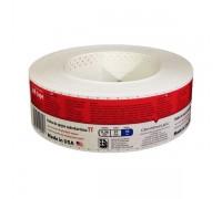 """Лента Strait flex Tuff tape """"Американка"""" 30м х 50мм. Перфор. бум. для стыков. США."""