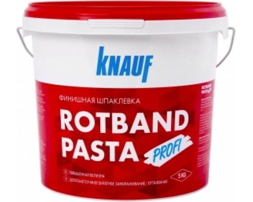 Шпатлевка KNAUF Ротбанд-Паста PROFI. РФ. 5КГ.