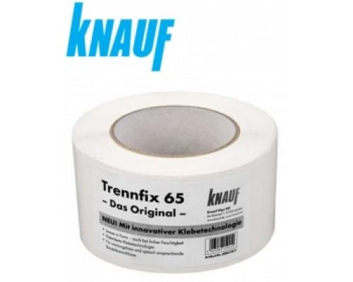 Лента разделительная KNAUF Trenn-Fix 65 мм. Длина 50 м. Латвия.