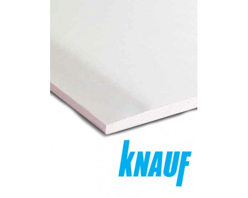 Гипсокартон KNAUF потолочный 9,5х1200х2500 мм. РФ.