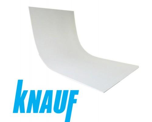 Гипсокартон KNAUF арочный 6,5х1200х2600 мм. Латвия