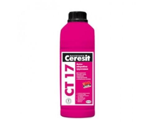 Грунтовка бесцветная концентрат Ceresit CT17 Supergrunt 2 л