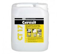 Грунтовка желтая концентрат Ceresit CT17 Profigrunt 10 л