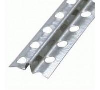 Маяк штукатурный алюминиевый усиленный 6 мм x 2.5 м