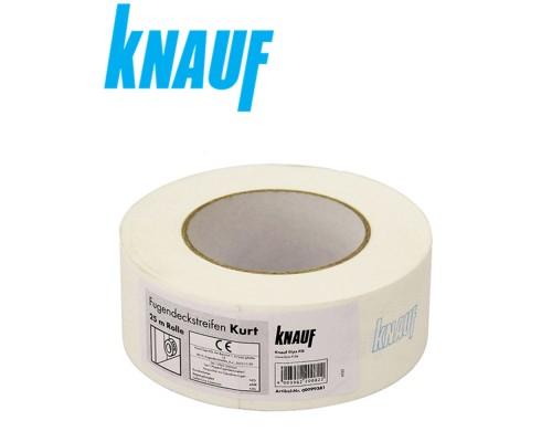 Лента армирующая KNAUF-Курт. Длина 25м. Ширина 50 мм. РФ.