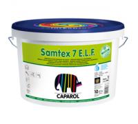 Краска латексная Caparol Samtex 7 E.L.F. B1 белая 5 л