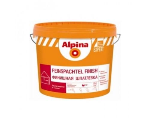 Шпатлевка готовая к применению Alpina Expert Feinspachtel Finish 15 кг