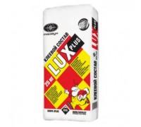 Клей для плитки усиленной  фиксации Lux Plus 25 кг