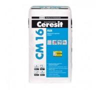 Клей для плитки эластичный Ceresit CM16 25 кг