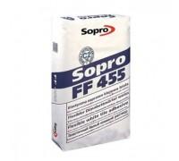 Клей для натурального камня, мозаики и плитки Sopro FF455 белый 25кг