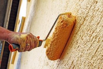 Фасадная наружная декоративная штукатурка